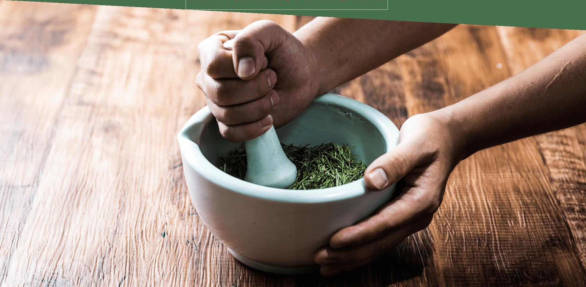 薬草茶とはサブイメージ